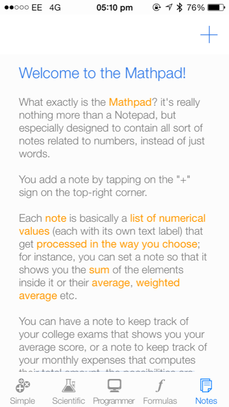 Totals Adds 'Mathpad' Feature, Currency Conversions And Updated UI