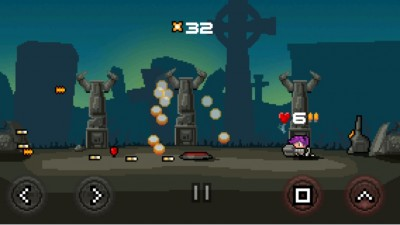Can You Survive The Alien Invasion In Groundskeeper2?