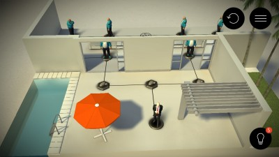 Play As Agent 47 And Hone Your Assassination Skills In The Strategic Hitman GO