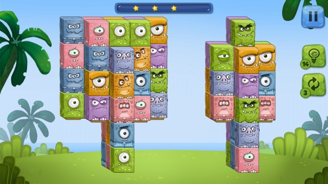 Get Your Mahjong Fix With Adorable Monsters In Tip Tap Monsters