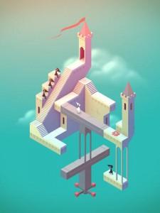 Whale Trail Creator Ustwo Unveils Escher-esque Puzzle Game Monument Valley