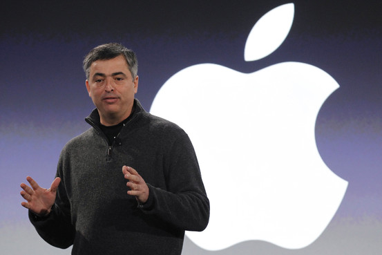 Eddy Cue To Become Apple CEO, As Sculley Returns As Chairman