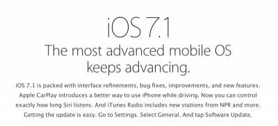 Bug In iOS 7.1 Lets Thieves Disable Find My iPhone Without Entering A Password