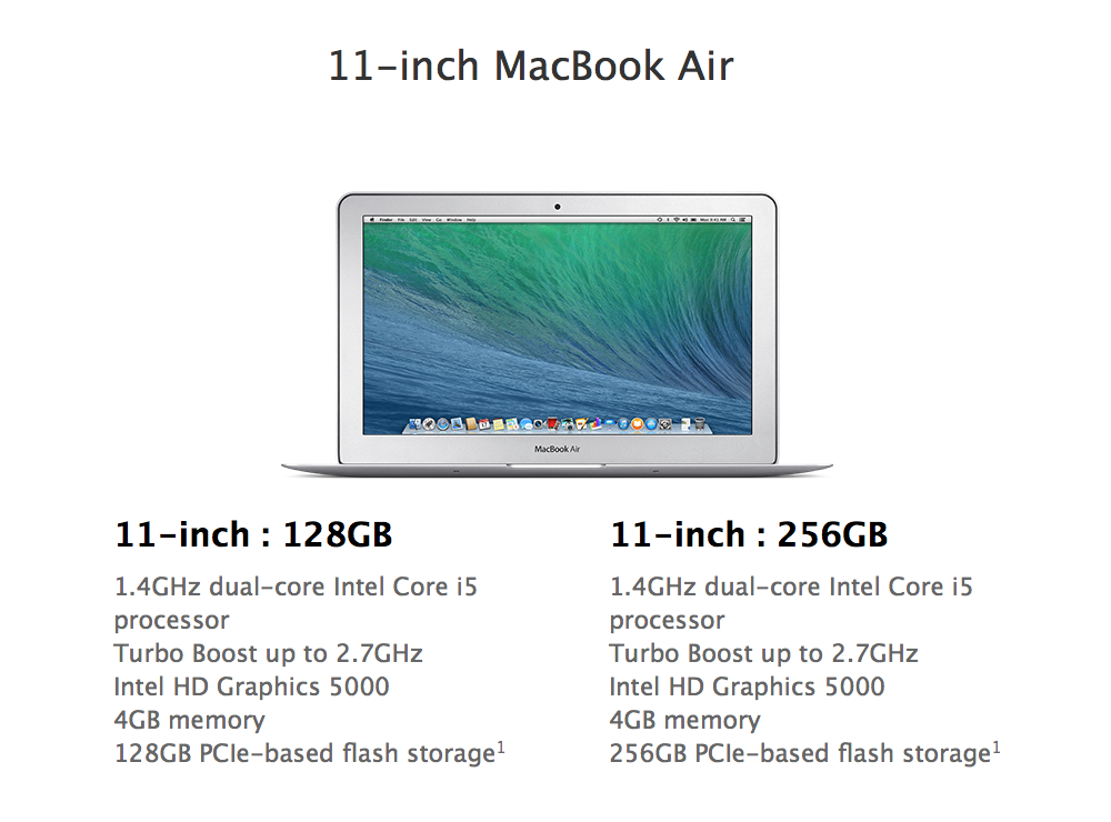 Apple Updates Its MacBook Air: New Devices Now Cheaper, Faster