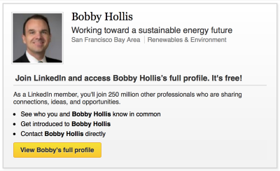 Apple Hires Bobby Hollis, Former NV Energy VP, As Its Renewable Energy Manager