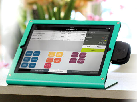 ShopKeep iPad point-of-sale app now supports Apple Pay via new Ingenico card reader
