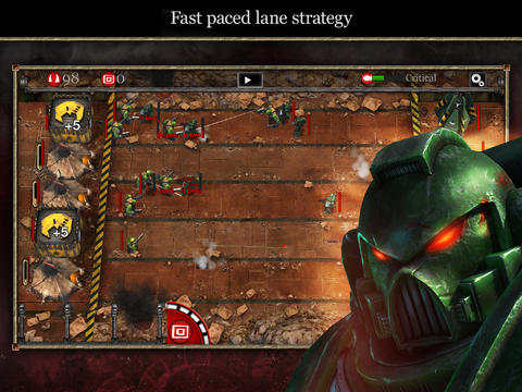 Warhammer 40,000: Storm Of Vengeance Is Out Now To Wreak Havoc On iOS