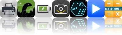 Today's Apps Gone Free: Printer Pro, Lochfoot, LifeCharge And More