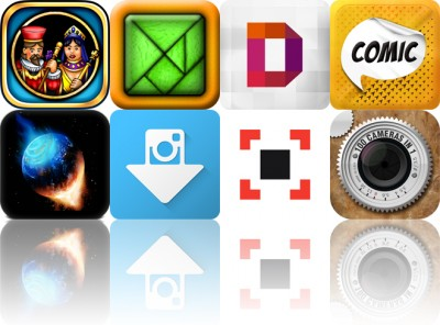 Today's Apps Gone Free: Pinochle HD, TanZen, Dots And More