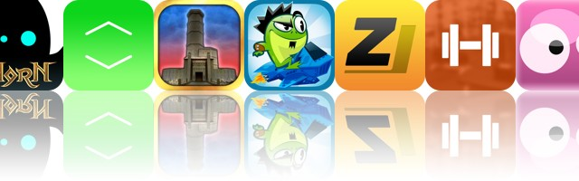 Today's Apps Gone Free: Horn, Data Count, The Magic Castle And More