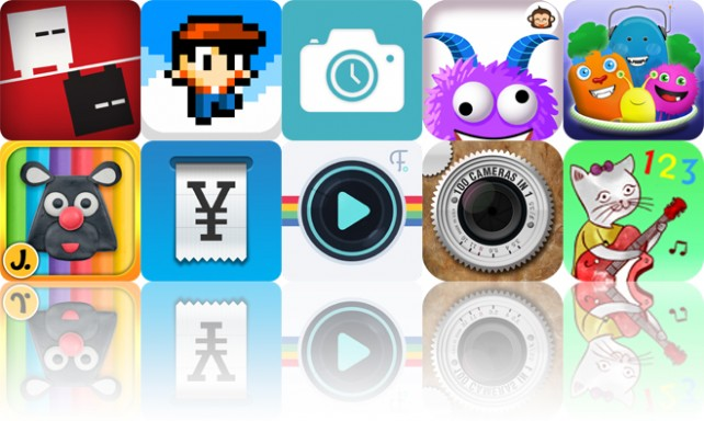 Today's Apps Gone Free: Lub Vs Dub, Kid Tripp, Dayli And More