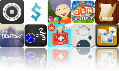 Today's Apps Gone Free: Audium, CurrencyBox, Grandma's Garden And More