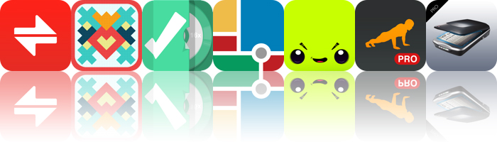 Today's Apps Gone Free: Vert 2, OverColor, Task Player And More