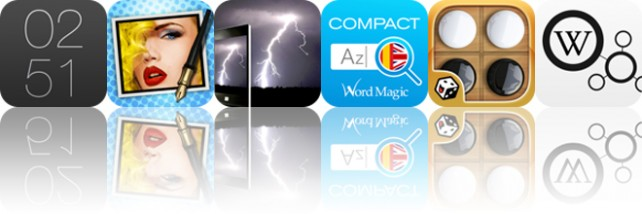 Today's Apps Gone Free: Work Time, Pop Dot Comics, iLightningCam And More