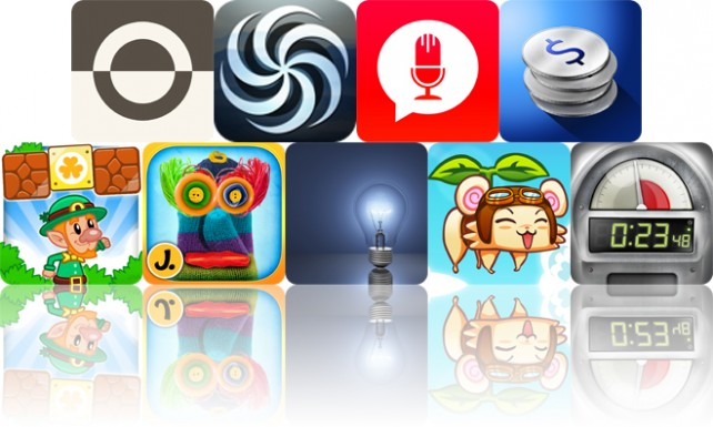 Today's Apps Gone Free: Fonta, Infinity Image, Voice Recorder Pro And More