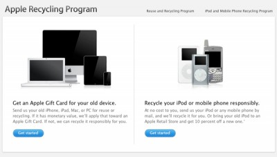 Apple Will Now Recycle All Of Its Devices For Free