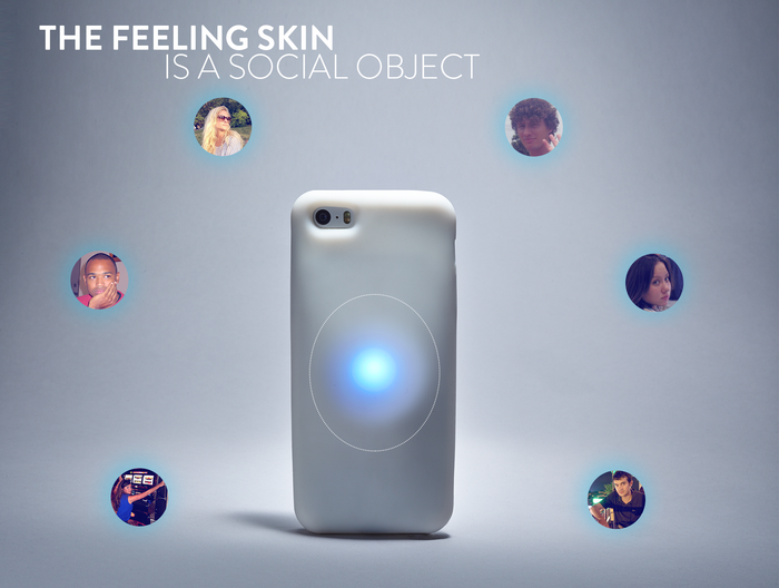 The Feeling Skin Is Either The Most Ingenious Or Goofiest iPhone Battery Case To Date