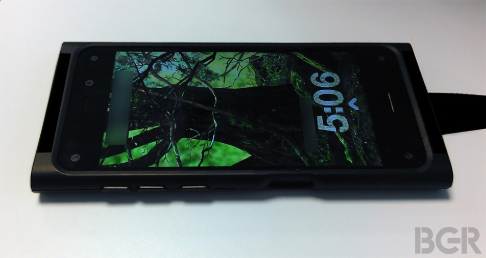 Have Images Of The First Amazon Smartphone Leaked?