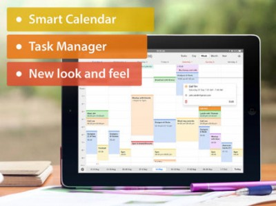 Calendars 5 Update Brings A Revamped iPad UI And More