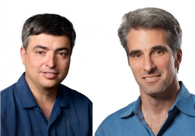 Apple's Eddy Cue And Craig Federighi Will Speak At The Code Conference In May