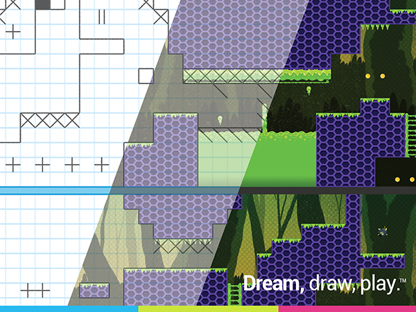 Anyone Can Draw Their Own Video Game With Pixel Press Floors