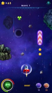 Dronius Is An Arcade Space Adventure That Is Quite A Challenge