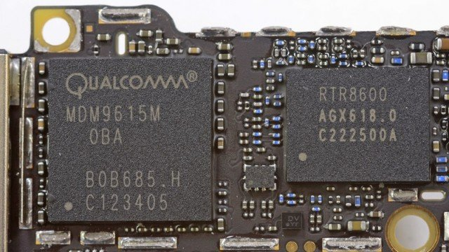 Apple Rumored To Develop Baseband iPhone Chips In-House