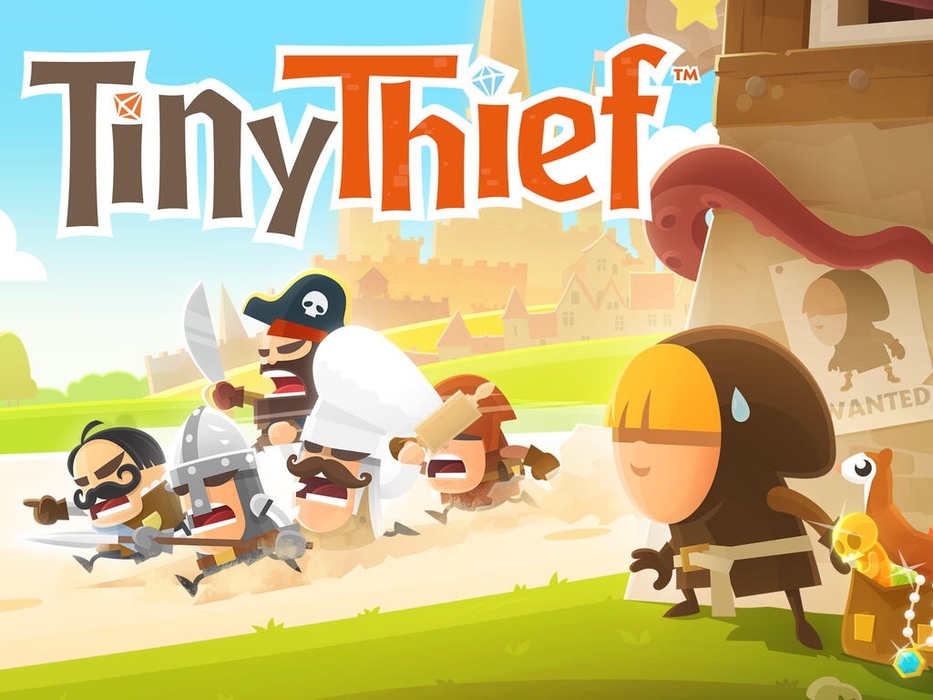 Something Wicked This Way Comes As Rovio Updates Tiny Thief With New Episode
