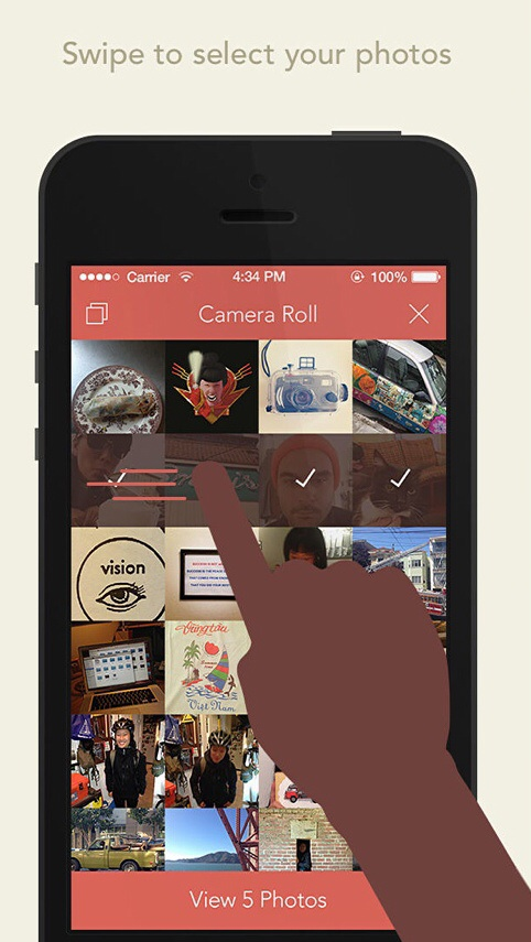 Hate Camera Roll Snoopers? Don't Swipe Will Take Care Of Them