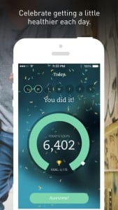 Breeze Gives Step Counting A Purpose