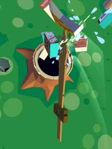Turn Your iPad Into A Sword With The Bonsai Slice Game