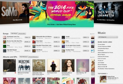 Report: Apple Is Considering A Drastic Overhaul Of The iTunes Music Store
