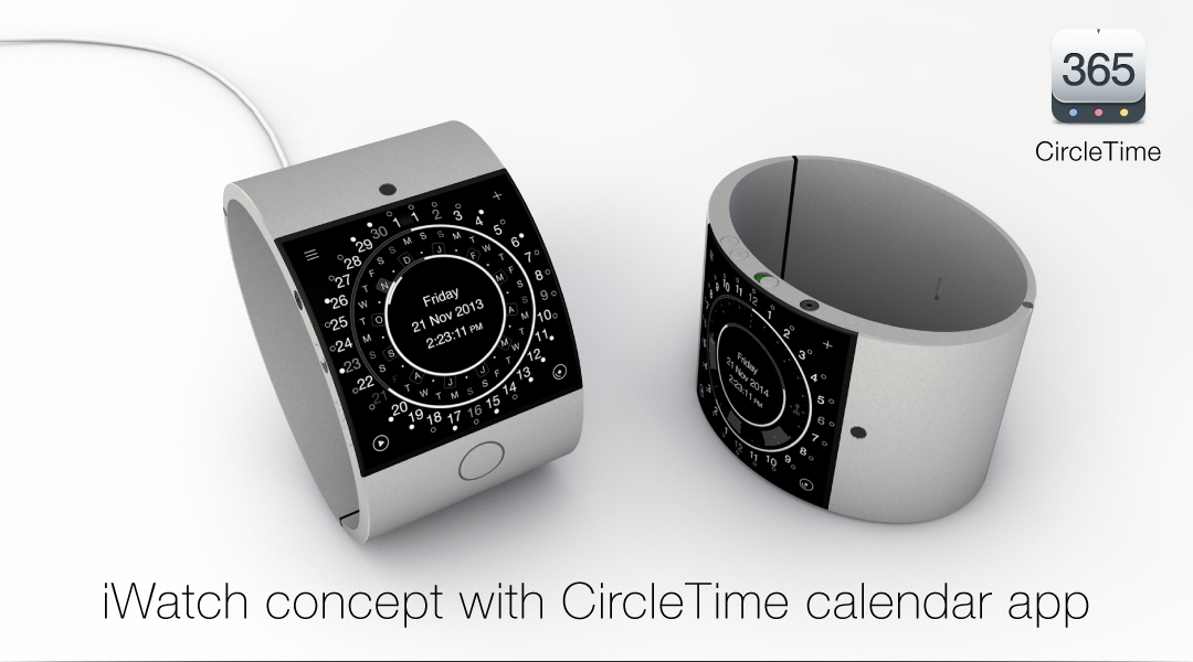 This New Apple 'iWatch' Concept Has A Familiar Look To It