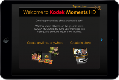 Preserve Your Special Photos With The New Kodak Moments HD App For iPad