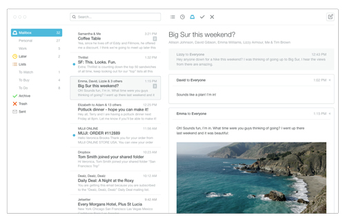 Mailbox For Mac Is Coming Soon
