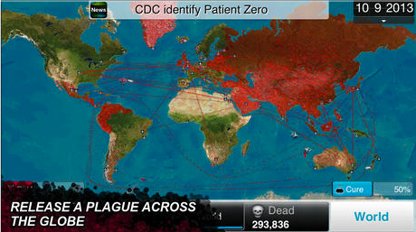 Plague Inc. Update Brings A 'Mega-Brutal' Difficulty Level And More
