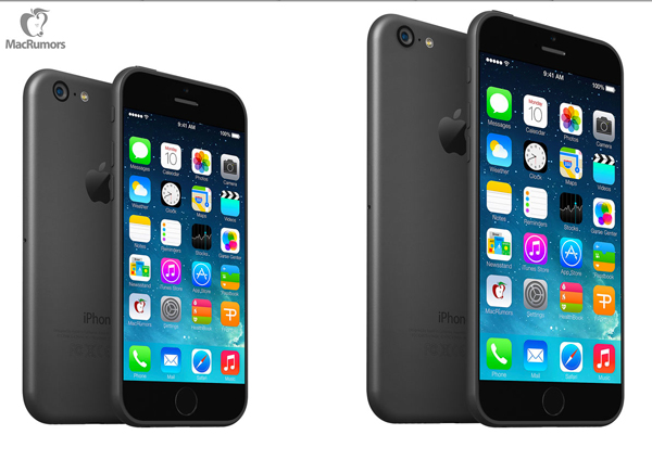 New Renderings Show What The iPhone 6 Might Look Like