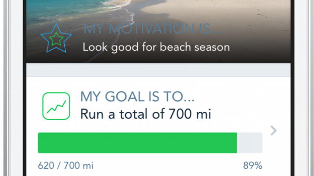 RunKeeper Adds A New Goal Coach Feature To Keep You Motivated And In Shape
