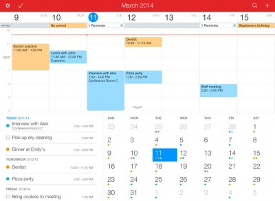 With Fantastical 2, Calendaring Has Never Been So Fantastic On The iPad