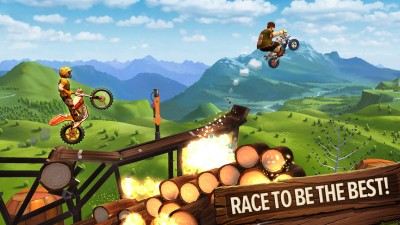 Are You Ready To Be The Best Biker Around? Find Out In Trials Frontier