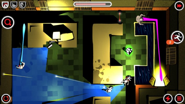 Use Your Cunning Skills To Pilfer And Run In The Challenging Stealth Puzzler Third Eye Crime