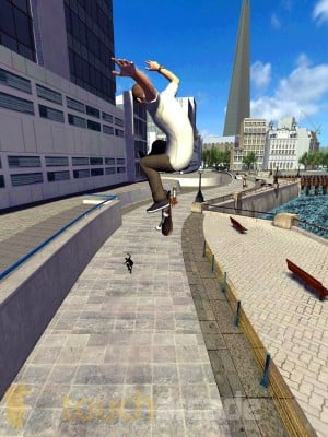 Here's A Look At Tony Hawk's Newest Game Shred Session