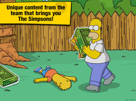 Get Ready For Easter With A New Update Of The Simpsons: Tapped Out