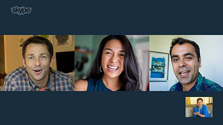Skype Will Bring Free Group Video Calling To iOS Devices 'In The Future'
