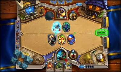 Blizzard's Hearthstone: Heroes Of Warcraft Starts Rolling Out On The iPad