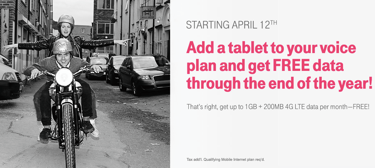 T-Mobile Continues Its Disruption By Announcing New Apple iPad Deals