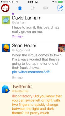 Twitterrific 5 Update Should Help Prevent Duplicate Tweets