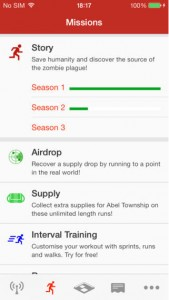 Zombies, Run! Update Brings A Streamlined Look And New Season