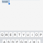 SlideCut Is A New Jailbreak Tweak That Brings Clever Keyboard Shortcuts To iOS