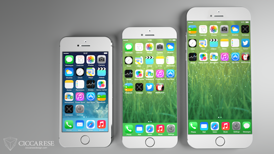 Foxconn To Start Production On Apple's 5.5-Inch 'iPhone 6' In August
